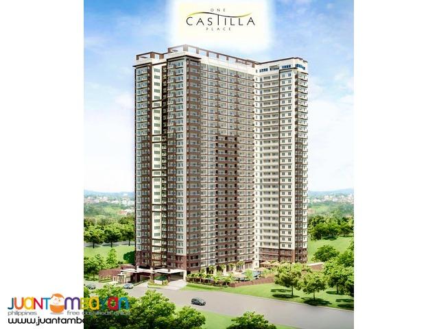 Condo in New Manila One Castilla Place Pre Selling