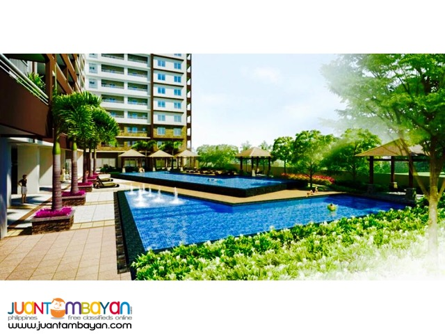 Condo in New Manila One Castilla Place Pre Selling