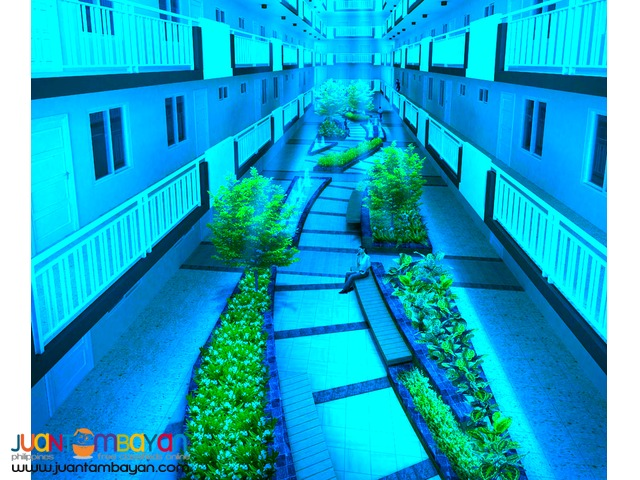 One Castilla Place New Manila 10 percent in 90 bank or inhouse