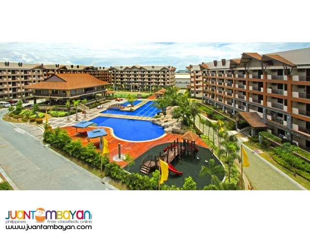 RFO Condo in Las Pinas Ohana Place near Festival and Muntinlupa