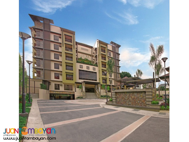 Accolade Place Mid Rise Condo in Quezon City near new manila