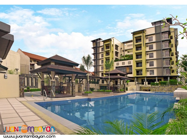 RFO Condo For Sale in Accolade Place 2 Bedroom near Cubao Araneta