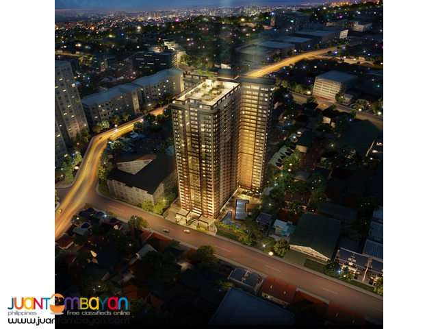 One Castilla Place in New Manila near SM Center Point Sta Mesa