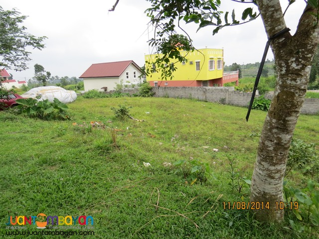 Tagaytay City Commercial-Residential Lot For Sale! 2 yrs  No Interest