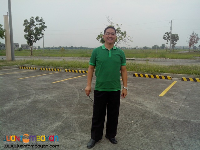 Beverly Place Fairway Lot for Sale in San Fernando, Pampanga