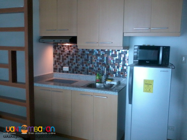 BSA Twin towers 1 bedroom Furnished for rent/sale front of SM Megamall
