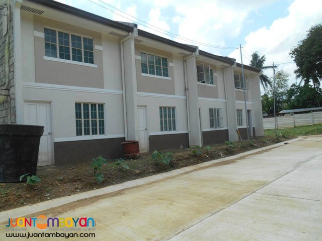 PAG IBIG Housing Loan IBIZA homes Rent to own affordable Townhouse