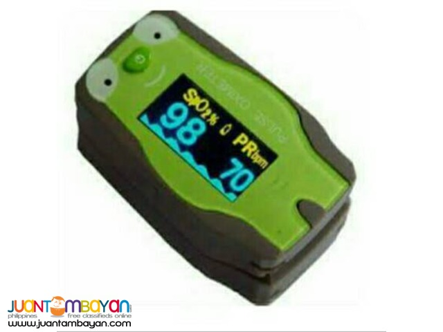 Pulse Oximeter for children with animal design