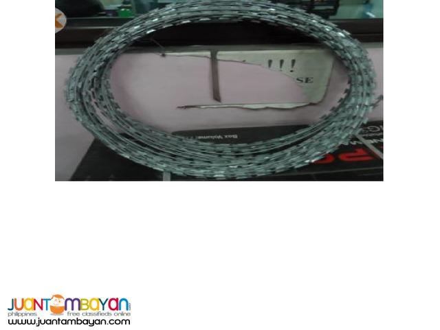 razor wire combat wire 6.5kilos