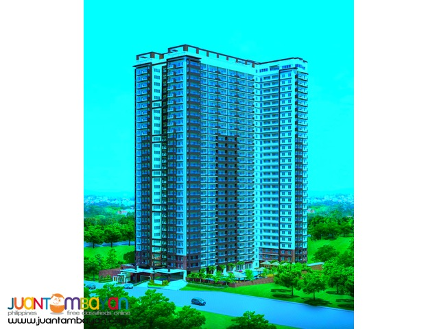 Pre Selling 2 Bedroom Condo in New Manila One Castilla Place