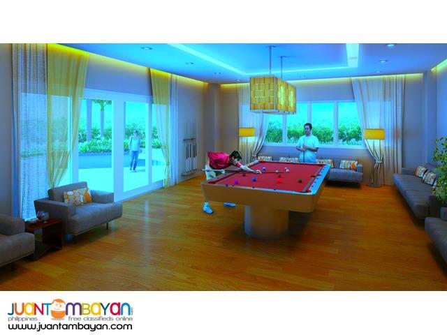 2 Bedroom Condo in New Manila One Castilla Place