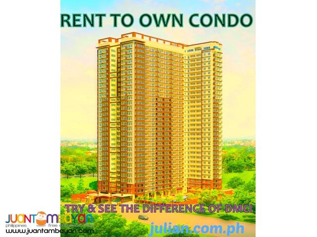 One Castilla Place New Manila High Rise Condo in QC