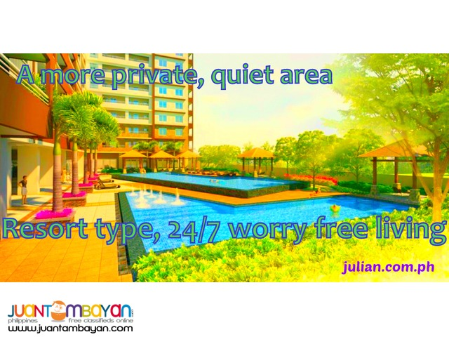 One Castilla Place New Manila High Rise Condo in QC