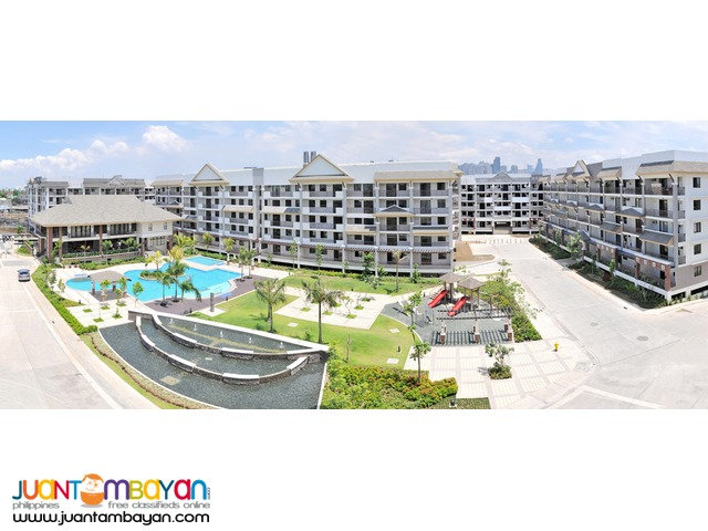 Riverfront Residences RFO Condo and Resort type For Sale in Pasig