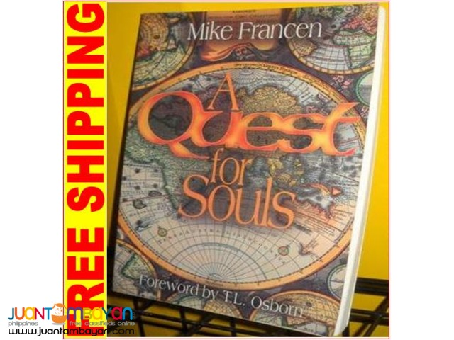 A Quest for Souls by Mike Francen