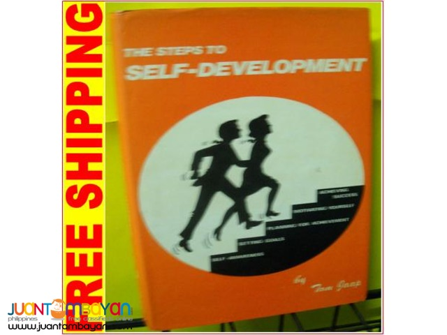 The Steps to Self-Development by Tom Jaap