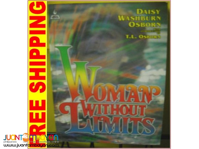 Woman Without Limits by Daisy Osborn