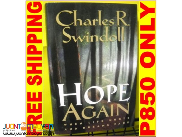 Hope Again by Charles Swindoll