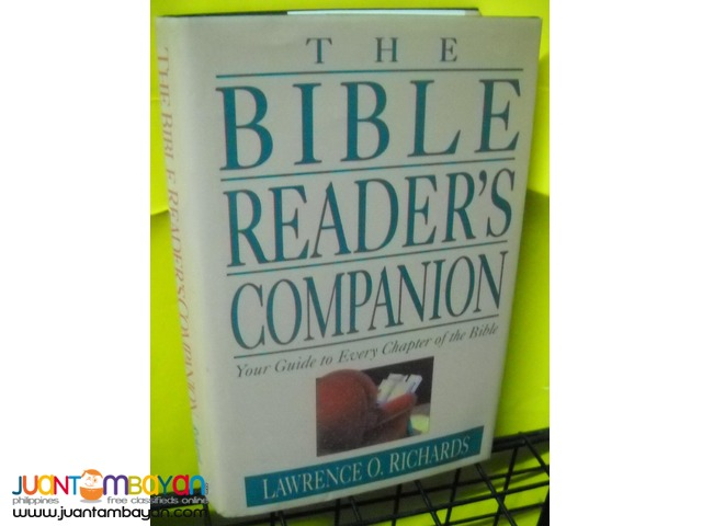 The Bible Readers Companion by Lawrence Richards