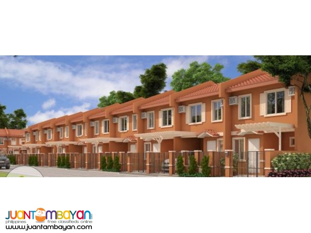 Preselling 3BR Camella House in Taguig near BGC Gianna Model