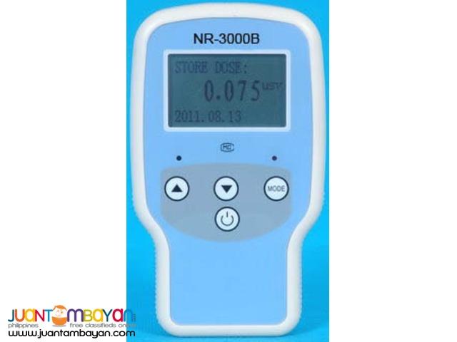 Nuclear Radiation Detector , NR-3000B