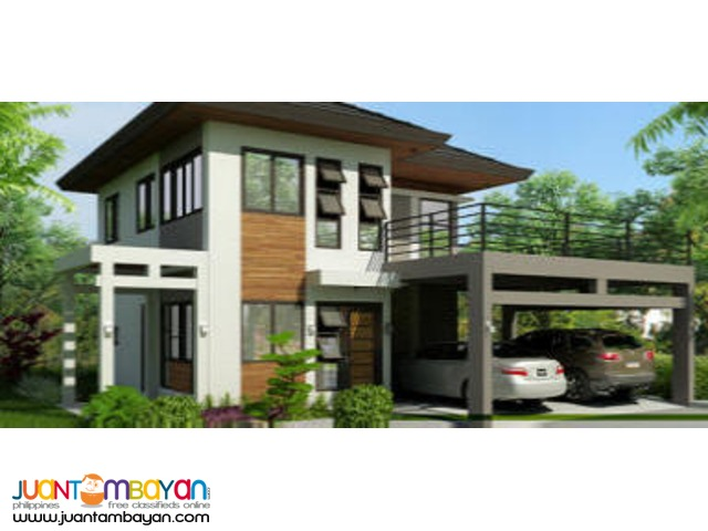 House and lot with Secured Facilities at Calajo-an Minglanilla
