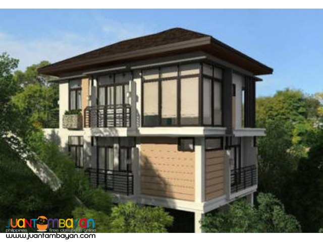 Prestige House and lot in Minglanilla at Francesca Highlands