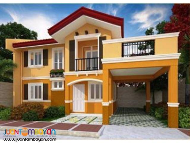 5 bedroom house for sale at La Brisa Mactan - Fiona