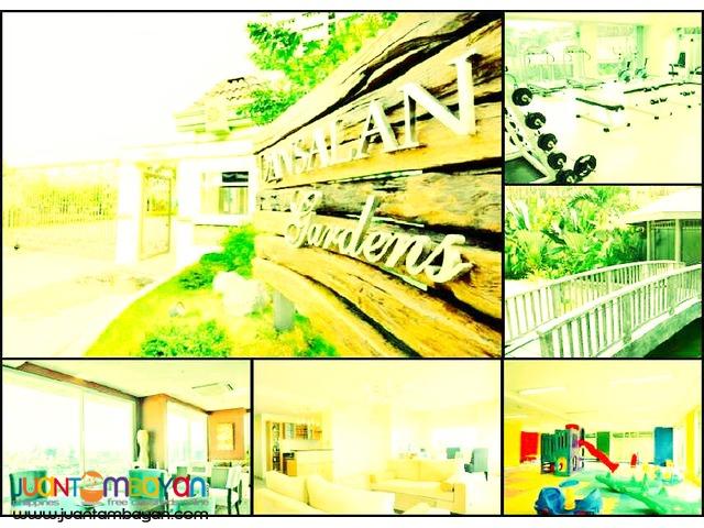 Dansalan Garden Condo in Mandaluyong Ready For Occupancy Promo