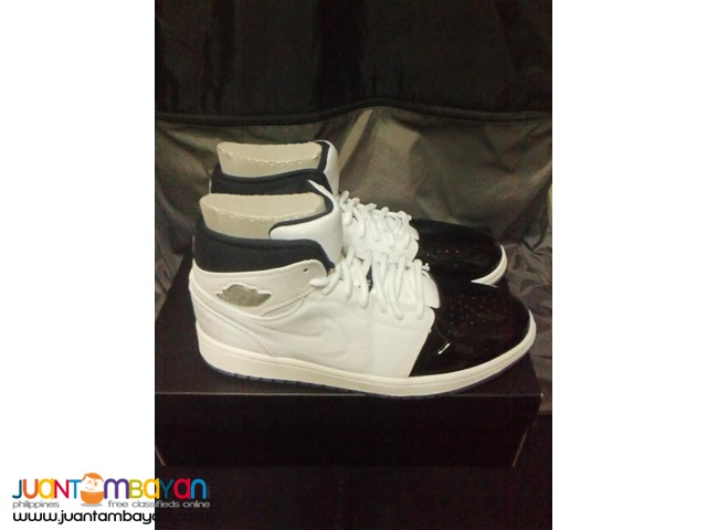 Genuine Air Jordan 1 TXT Concords Basketball Shoes