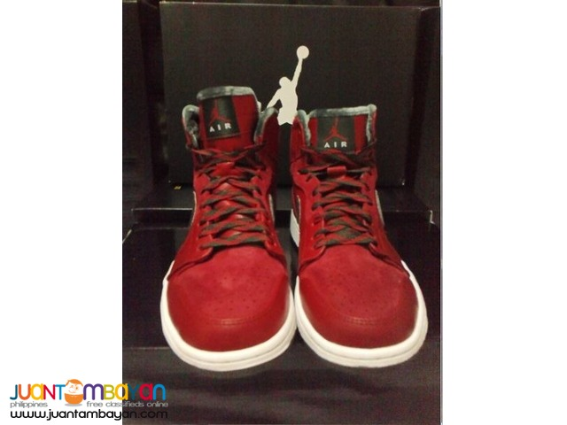 Genuine Air Jordan 1 Gucci Basketball Shoes