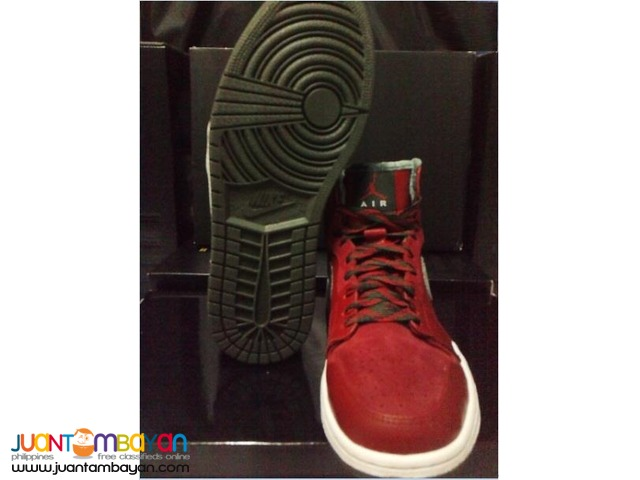 Genuine Air Jordan 1 Gucci Basketball Shoes