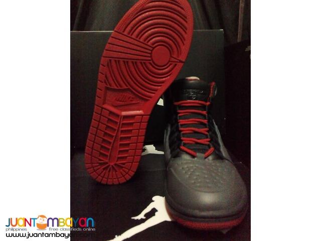 Genuine Air Jordan 1 Cool Gray 1994 Basketball Shoes