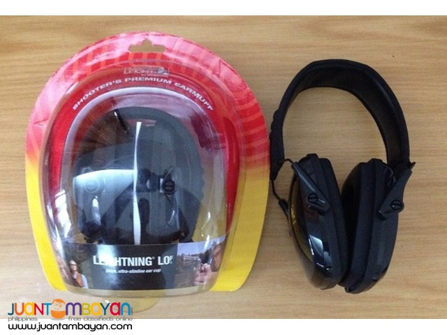 Howard Leight Ultra Lightweight NRR 23 Earmuff