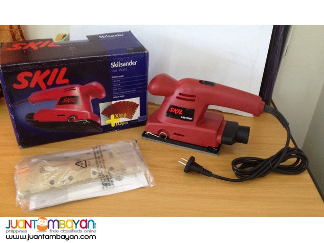 Skil Sander 7335 (brand new)