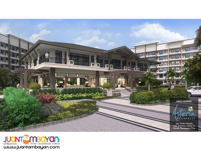 CONDO FOR SALE IN PARANAQUE ASTERIA PRE SELLING