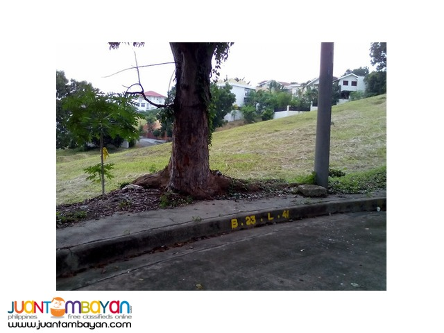 Lot for sale 370sq.m. Royal Cebu Estates, Casili Consolacion Cebu.