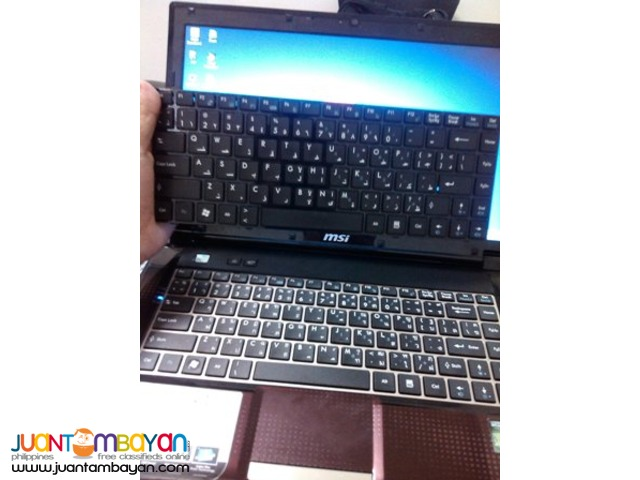 Laptop Keyboard Any Brand and Model Replacement