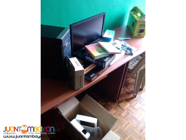 Desktop Assembly and Software Installation