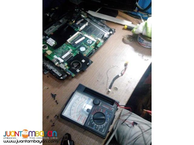 Laptop Charging PIN Repair and Replacement
