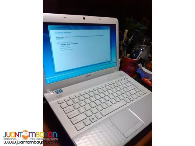 Laptop and desktop reformat and reprogram