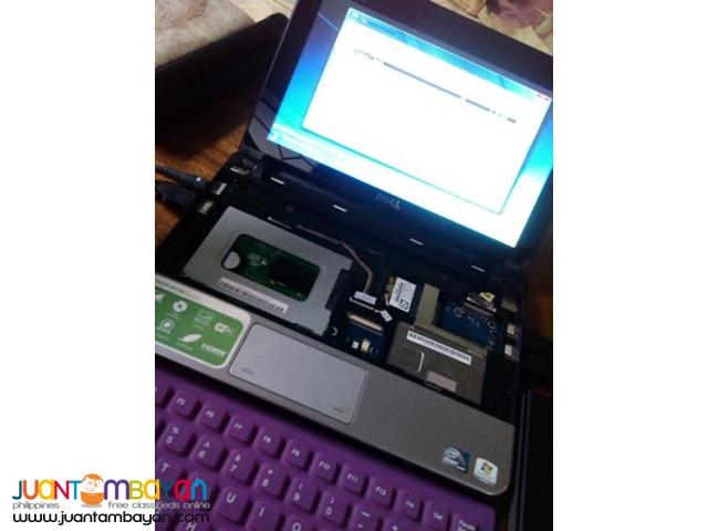 Laptop and desktop Hardware Upgrade