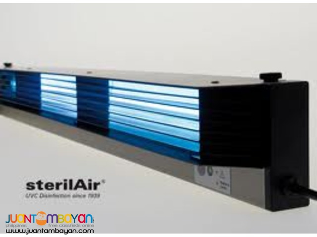 UV Air and Surface Disinfection System