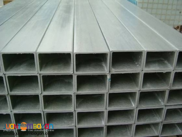 Supplier of Rectangular Tube in Manila