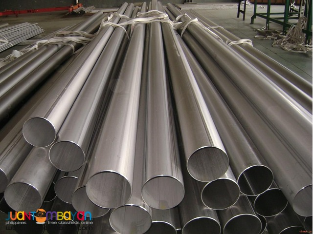 Round Tube Supplier in Manila