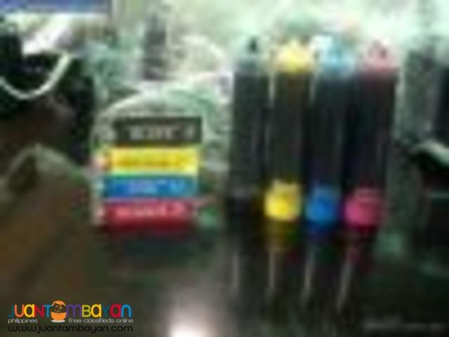 ciss conversion pigment or sublimation