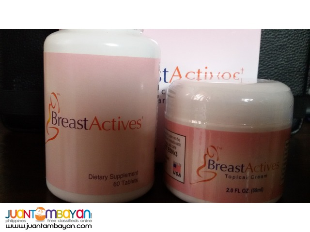 Breast actives Breast enhancer USA 1mo supply
