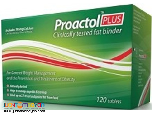 Proactol PLUS Weight loss Fat Binder