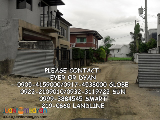 Lot for SALE in VERMONT PARK near SM Masinag