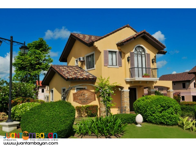 Great Discount on Calista House and Lot For Sale by Crown Asia